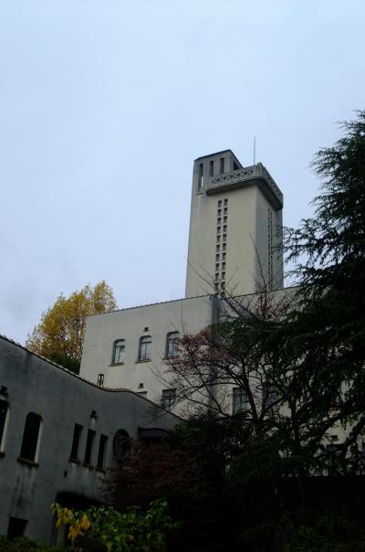 京都大学防災研究所阿武山観測所