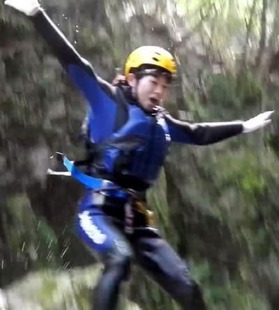 【前編】 八ッ淵の滝 完全装備で沢登りにチャレンジ【登山口】~【魚止の淵】~【障子ヶ淵(しょうじがふち)】~【唐戸の淵 手前】まで  【前編】の一連の動画完成しましたので追加しました。