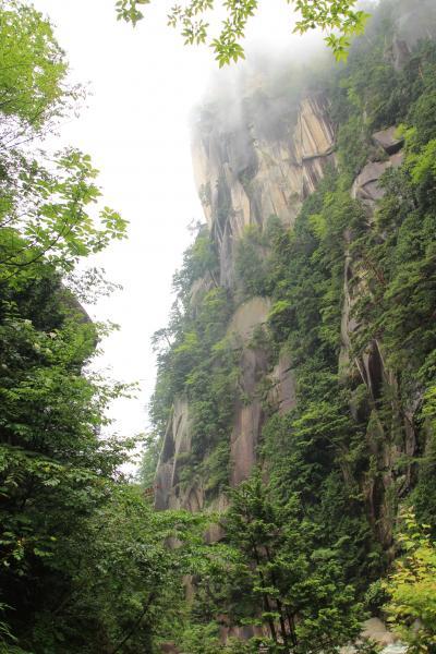 石和温泉郷に泊まって昇仙峡へ行こう!(4)仙娥滝・覚円峰・石門~ハイライトがつまった散策道