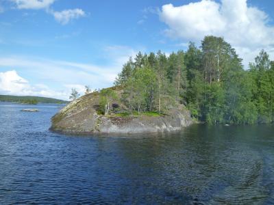 3週間北欧周遊一人旅5日目②・サイマー湖をめぐる