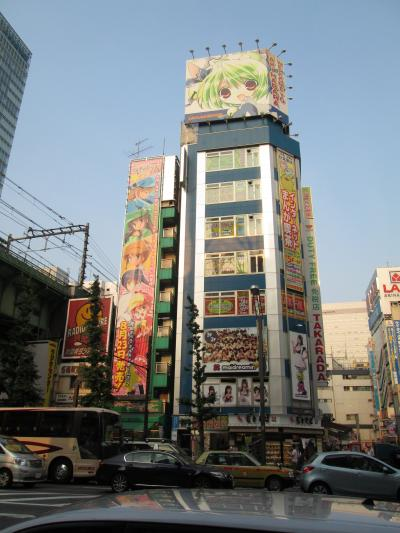 真夏のアキバ街歩き2012 Town walk of Akihabara in mid summer