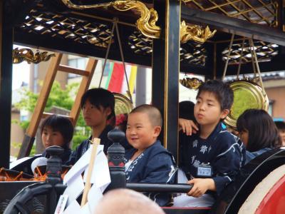 日本の祭 2012 村上大祭 宵まつり 塩町 おしゃぎり編−2 最終編