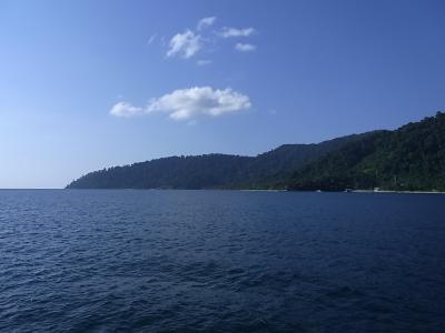 ティオマン島*週末Onlyの気軽なダイビング旅