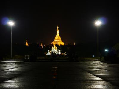 ミャンマー ヤンゴンの旅①