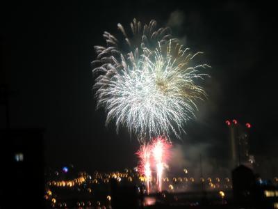 【札幌】 2012夏 豊平川の花火大会