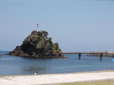 糸魚川の海沿いから山奥へ、糸魚川ジオパークを巡る遊び人①
