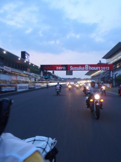 2012 鈴鹿バイクであいたいパレード
