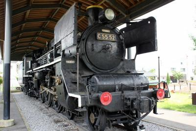 鹿児島県肥薩線吉松駅