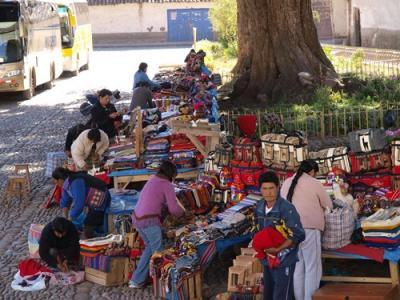 NY経由 中南米の旅 その13 ペルー・プーノへバスの旅