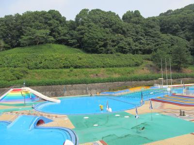 愛知こどもの国☆3つのプールとスライダー 三河リゾートリンクス「チェンフォン」で中華バイキング