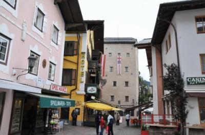 2011年オーストリア旅行記 その27 湖畔の街ツェル・アム・ゼーに戻る