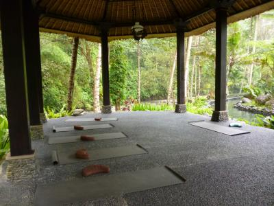 バリ一人旅②☆Ubud de yoga and spa!