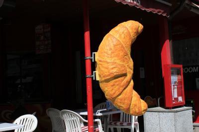 グリンデルワルドのパン屋さん