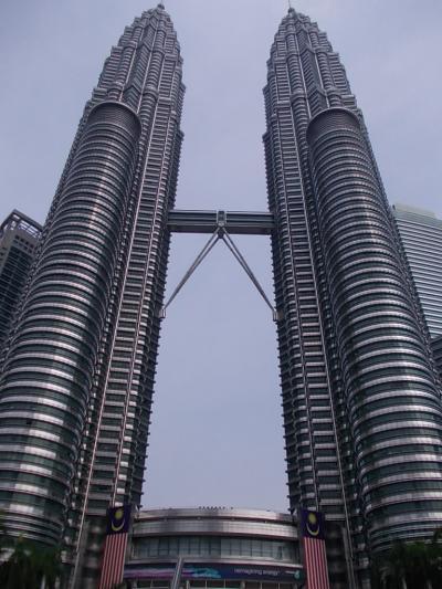 バンコクに住んでるうちに行っちゃおう⑩ @マレーシアpart1