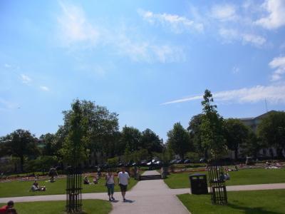 旅行記2012/7/21~7/30 ロンドン五輪+イギリス観光 チェルトナム→コッツウォルズ