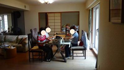 東日本大震災支援活動に参加・・・南三陸町サンドバックプロジェクト