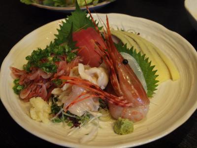 箱根仙石原の隠れ家 花菜さんでの美味しいディナー 2012年7月