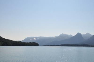 2011年オーストリア旅行記 その30 ザルツカンマーグート散策 遊覧船でザンクト・ヴォルフガングへ