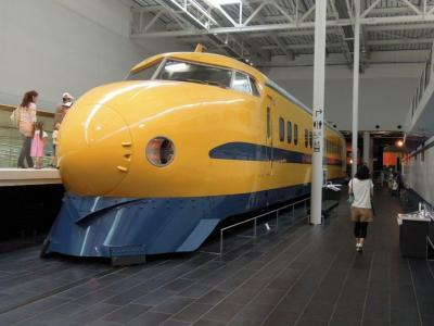 ちょこっと名古屋「リニア・鉄道館」
