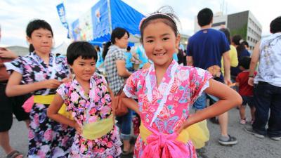 2012年 会社の夏祭り