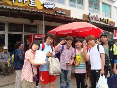 616 江華支石墓~江華歴史博物館~江華山城 パート3 韓国一人旅