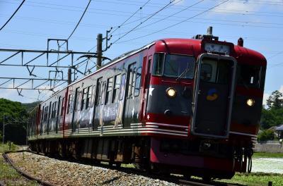 見所満載なしなの鉄道を見に夏の軽井沢を訪れてみた