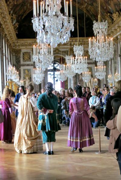 """貯めたマイルでおフランス(2012年6月) ~PART6 ベルサイユ宮殿の""""セレナーデ""""編~"""