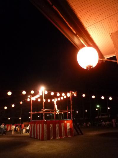 2012年 浅間高原の優雅な避暑ライフ♪ Vol9 ☆浅間高原の盆踊り♪