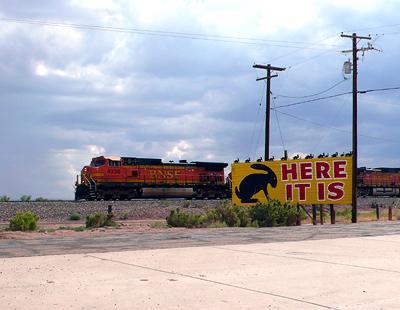 ルート66の旅2012/アリゾナ入り! ギャラップ~化石の森国立公園~ウィンズロー