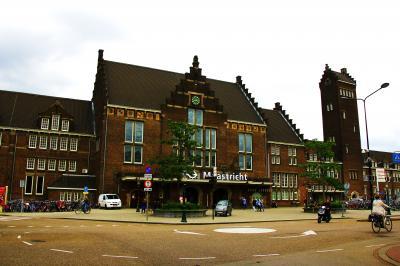 初めての一人旅@9日間で8ヶ国周るぞ!②一番近いオランダだったからwマーストリヒト