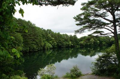 2012年夏 うつくしまふくしま~青空のもとへ~③(磐梯山・福島の桃)