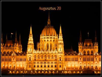 ブダペストの8月20日建国記念日 ~ブダペストが最も盛り上がる夏の一日~
