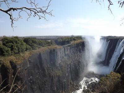 2012年8月2日 アフリカ 大自然と野生動物 その2/10(ザンビア側とサンセットクルーズ)