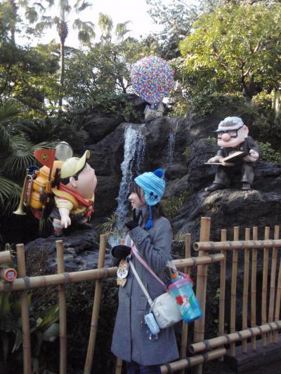 《2010年2月》冬でも元気に!!東京ディズニーランド!