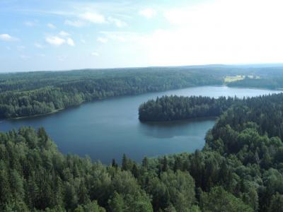 北欧2か国「涼」と「癒」を求める7日間の旅 vol.03=2日目am ハメーンリンナ/アウランコ国立公園=