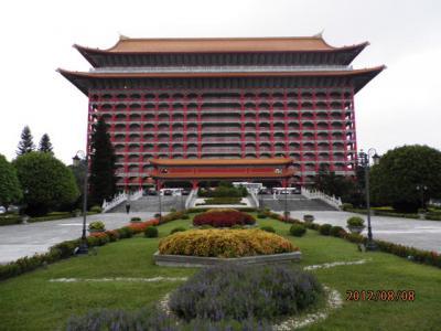 初・台湾。食いだおれ台北旅行! 泊・圓山大飯店