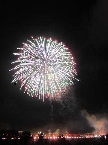 南部の火祭りは文字通り「炎」づくし