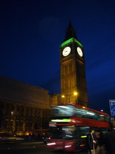 ヨーロッパ節約旅行~ロンドン~