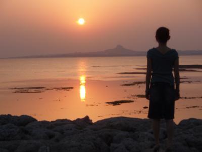 《2008年GW》初!!沖縄~!!玉泉洞・パイナップルパーク・ちゅら海水族館・真栄田岬ダイビング・首里城