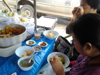 タイのメーソート国境からミャンマーのミヤワデーへビザランをしてきました。