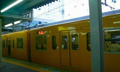 2012年夏・西日本横断列車の旅(1)東京から岡山へ、そして一路鹿児島を目指す