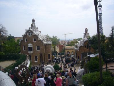 ヨーロッパ節約旅行~バルセロナ~