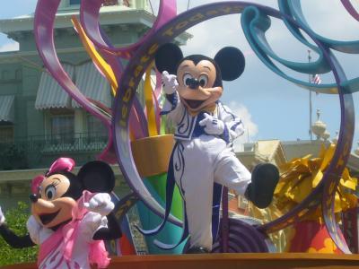Walt Disney World ①
