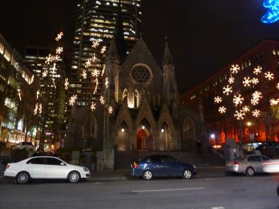 モントリオール&トロント