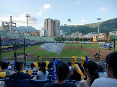 台湾職業棒球 兄弟vs統一