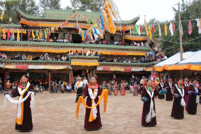 東チベット 青海省周遊の旅(2)~レゴン六月会・蘇乎日村~