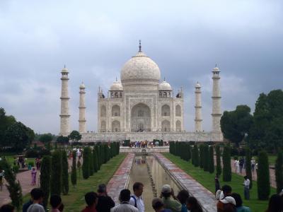 おっさんのインド一人旅:第3章 ~アグラ 憧れのタージマハルへ~