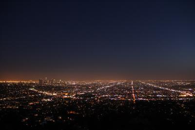 2012冬 米国出張CA州(11)LA観光~帰国編