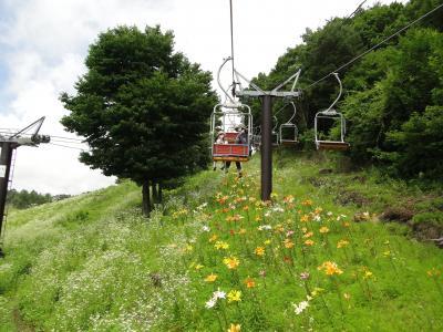 2012年夏休み 蓼科・清里・山中湖の旅