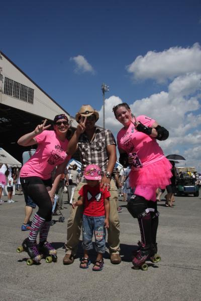 横田基地で日米友好祭2012+2014オスプレイ Japanese-American Friendship Festival,Yokota Air Base
